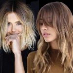 Alnı Geniş Kadınlar İçin Saç Modelleri