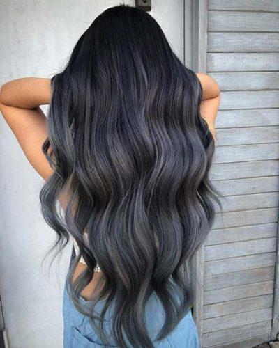 Ombre Saç Modelleri Renkleri Bayan Güzellik