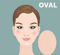 oval yüz şekline hangi saç modelleri yakışır?