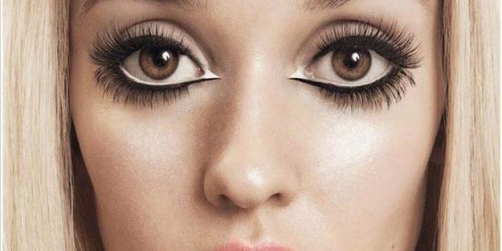Makyaj Hileleriyle Gözlerinizi Daha Büyük Gösterin