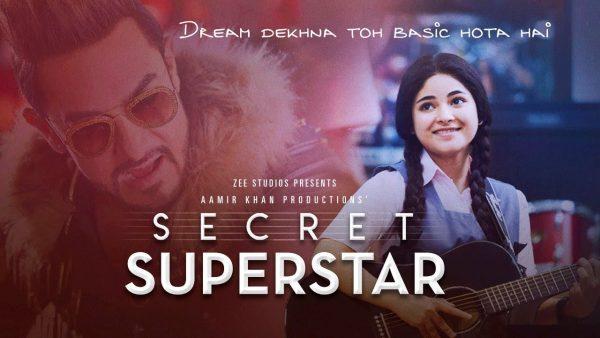 Genel Kültürünüzü Geliştirecek En İyi 10 Film - Secret Superstar (2017)