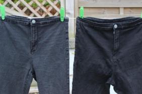 Kumaş Boyasıyla Pantolon Nasıl Boyanır