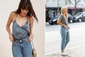Kot Pantolonla Yapılabilecek En Güzel 5 Yazlık Kombin
