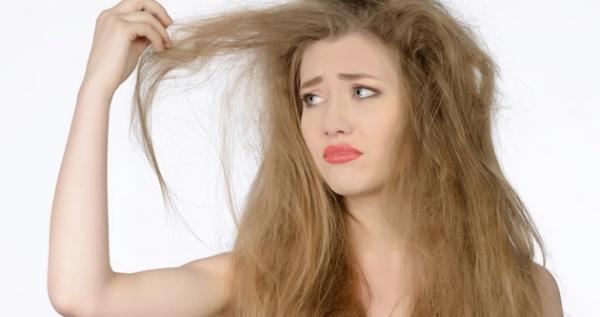 yıpranmış saçlar için özel bitkisel karışım
