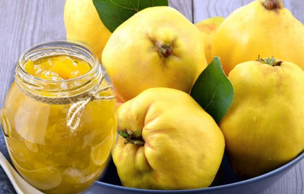 Ayva ve limon karışımı