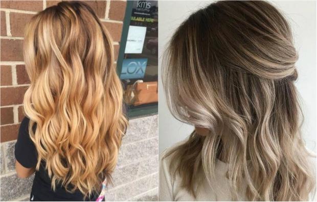 blonde saç modası