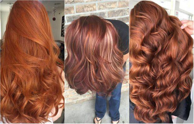 kızıl saç modası